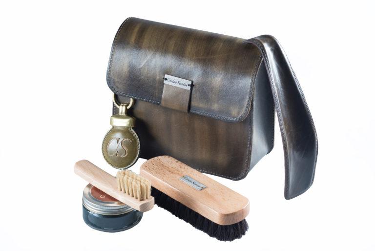 Schuhpflege-Set Carlos Santos